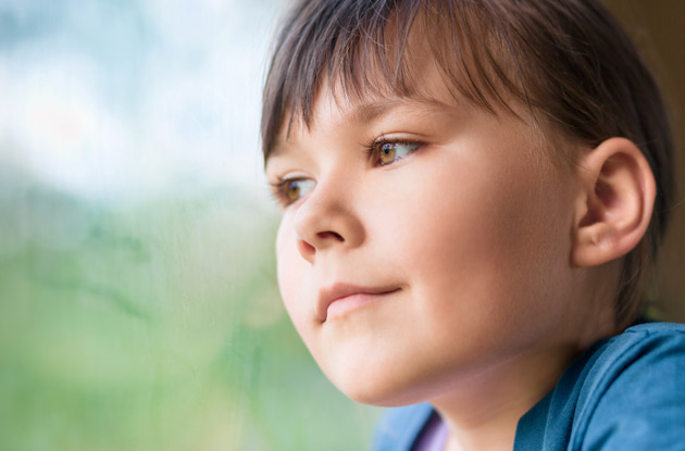 Why I'm Not Urging My Quiet Child to Speak Up