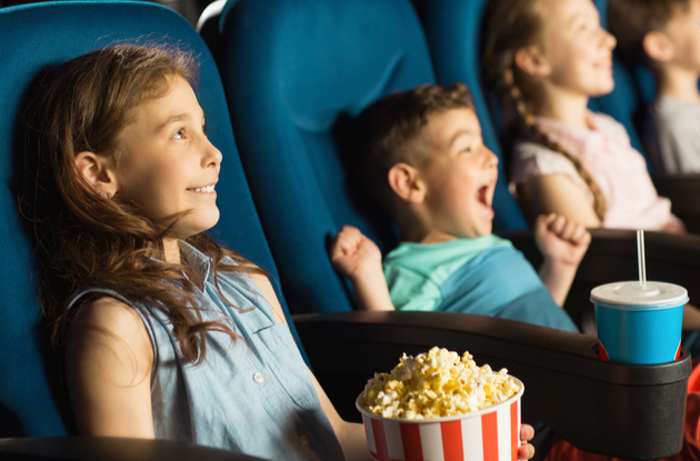 Regal Theaters in NYC, Westchester, and Long Island Offering $1 Movies for Families This Summer