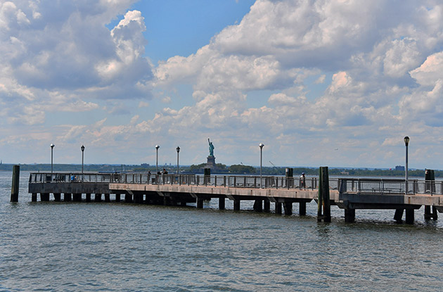The Best Places to See the Statue of Liberty from Brooklyn