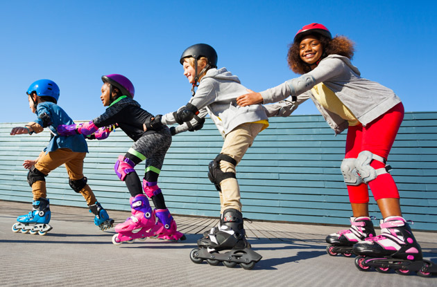 The Top 9 Rinks to Go Roller Skating in NYC, Westchester, and Long Island
