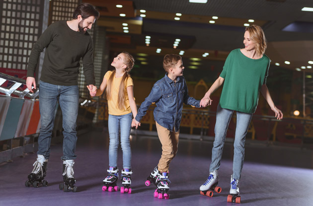 Top 5 Rinks to Go Roller Skating Near Rockland County