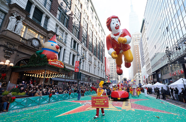 Macy's Announced Lineup and What's New for the 93rd Annual Macy's Thanksgiving Day Parade