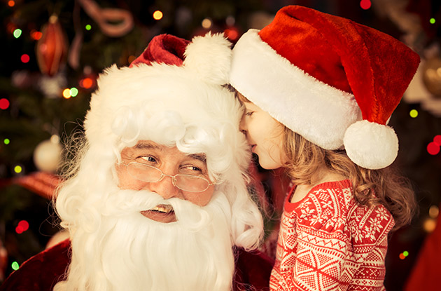 747 Sensory-Friendly 'Santa Cares' Events Happening Across the Country This Season