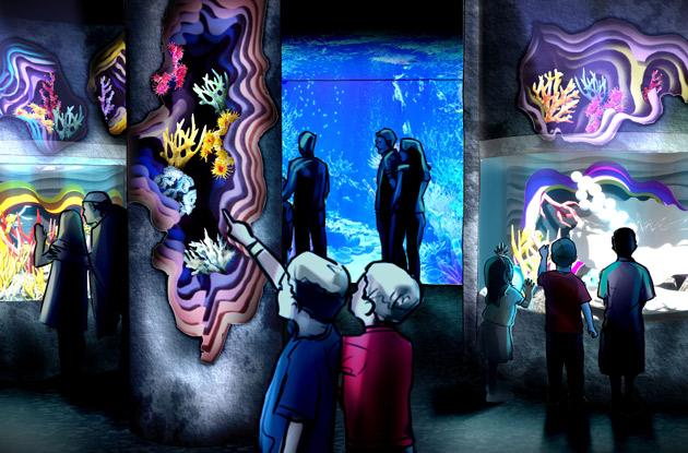 New Jersey SEA LIFE Aquarium to Open at American Dream