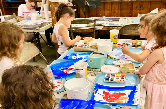 Serendipity Art School in Flushing Integrates the Kindness Project into Curriculum
