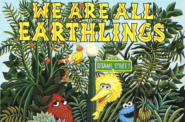 Sesame Street Releases Resources for Celebrating Earth Day
