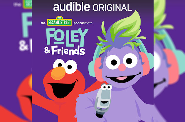 A Sesame Street Podcast is Coming to Audible in October