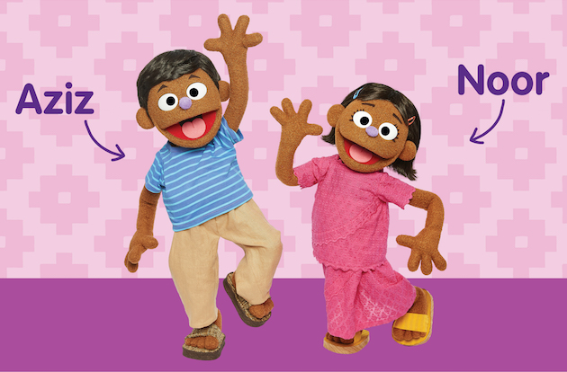 Sesame Workshop Debuts First-Ever Rohingya Muppets