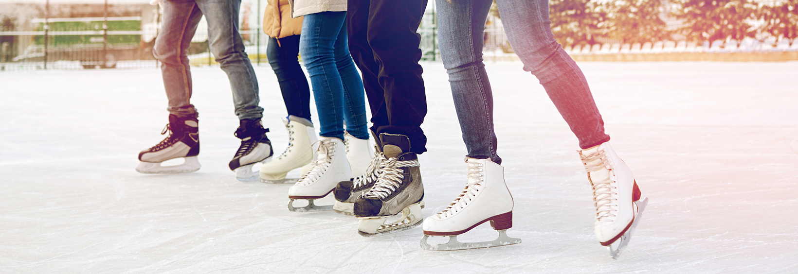 Ice Skating in the New York Area