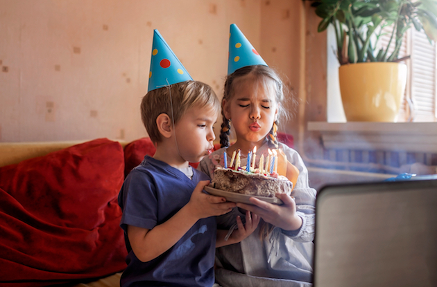 8 Ways to Throw Birthday Celebrations for Kids While Social Distancing