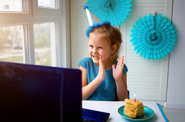 10 Ways to Throw Birthday Celebrations for Kids While Social Distancing