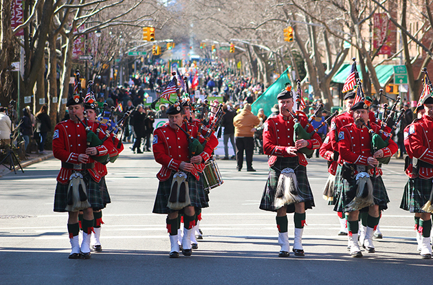 Where to Celebrate St. Patrick's Day in the New York Area