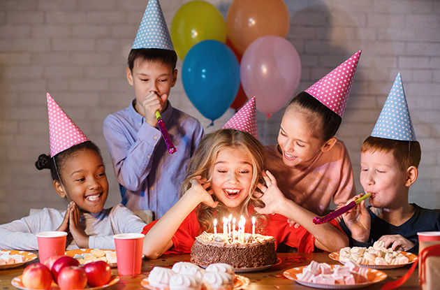 How to Throw Your Kid a Stress-Free Birthday Party