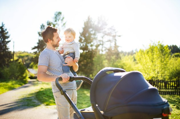 Stroller-Friendly Walks in NYC, Westchester, Rockland, and LI