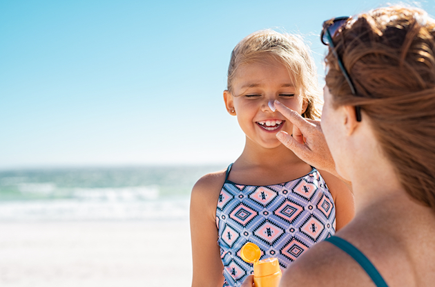 Here's What You Need to Know About Sun Exposure and Sunscreen for Kids