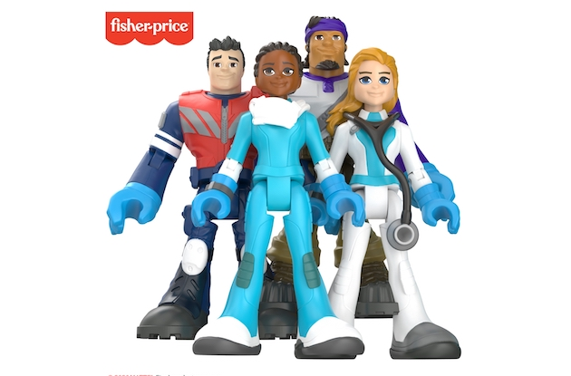 Mattel's #ThankYouHeroes Campaign Supports Frontline Workers and Children's Foundation