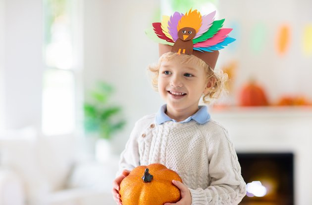 Online and In-Person Thanksgiving Activities and Events for Kids