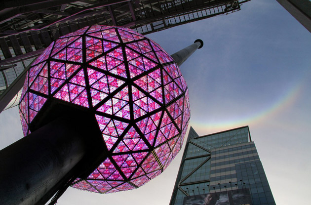 What You Need to Know About the New Year's Eve Ball Drop This Year
