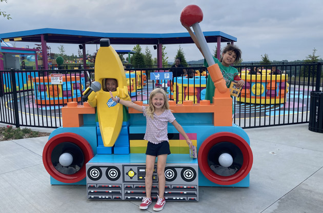 Visiting LEGOLAND NY with Kids: What You Need to Know About the Amusement Park