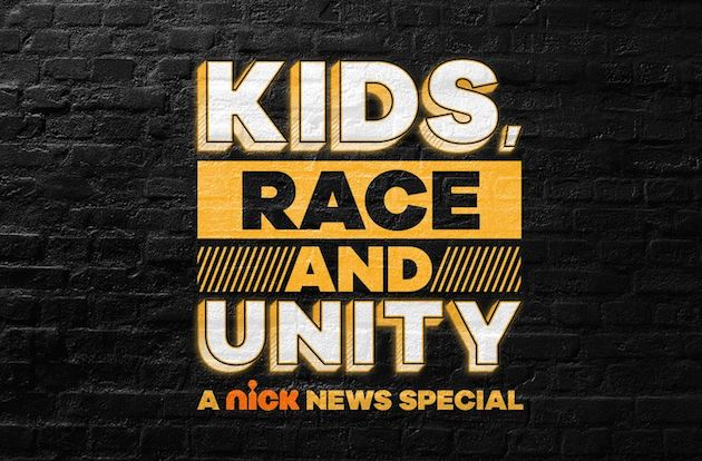Where to Watch Nick News Race and Unity Special