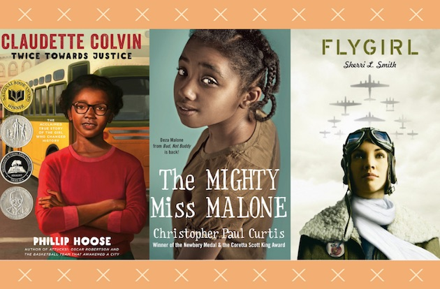 Read These Women's History Month Books with Your Kids