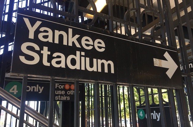 Yankee Stadium is Offering Free Virtual Tours