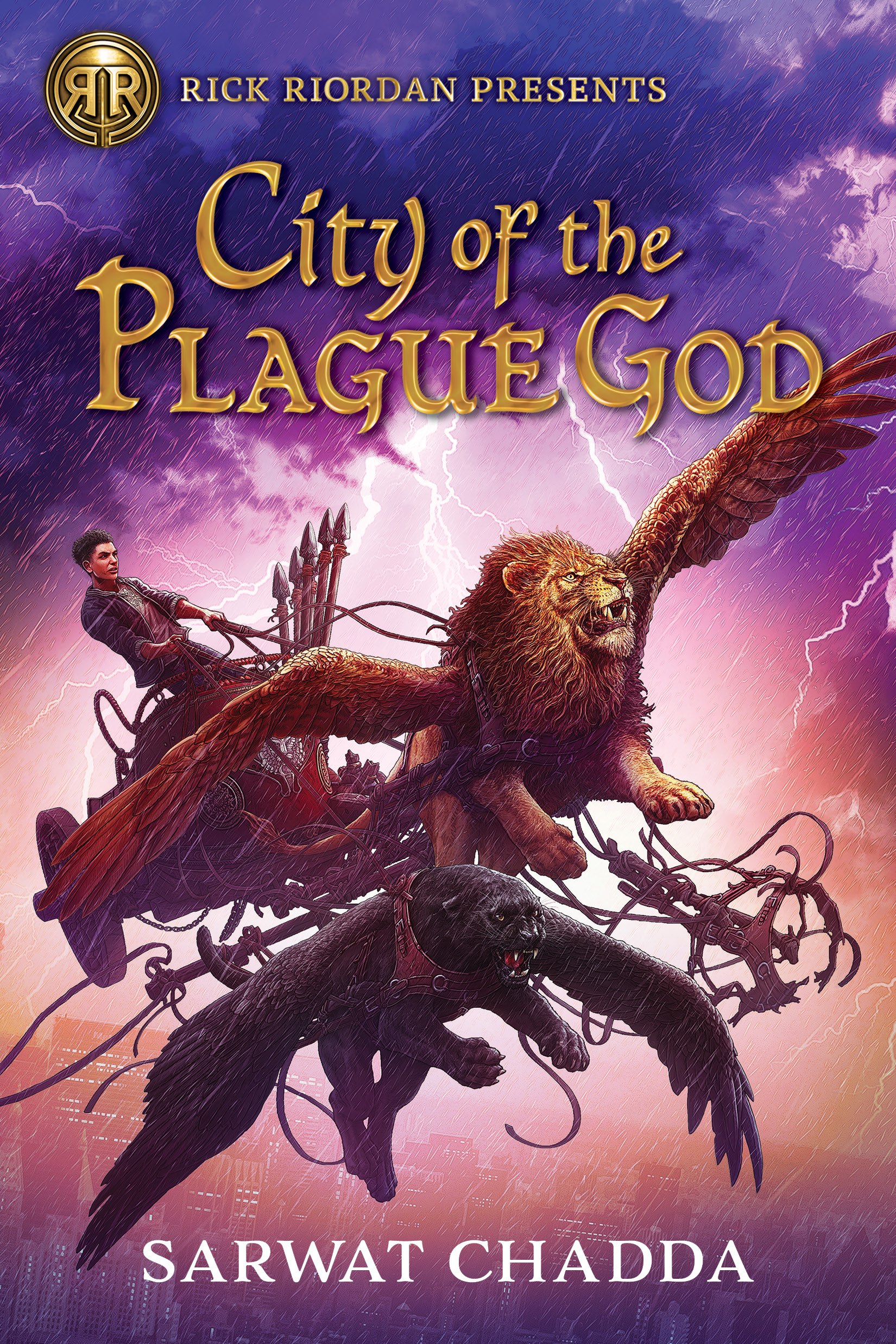 Family Interactive Tour and Author Talk: City of The Plague God with Sarwat Chadda at The Morgan Library & Museum