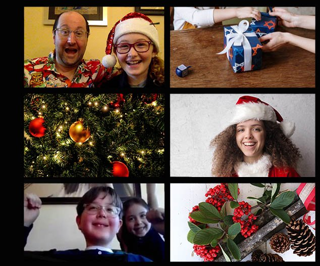 ONLINE Joy Around the World: The Virtual Holiday Scavenger Hunt for Kids at Watson Adventures