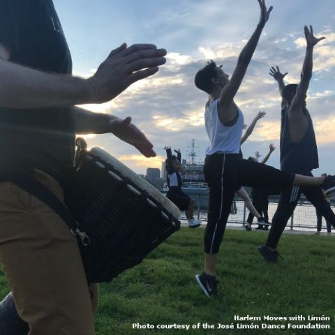 Summer on the Hudson: Harlem Moves with Limón Dance Company at West Harlem Piers Park