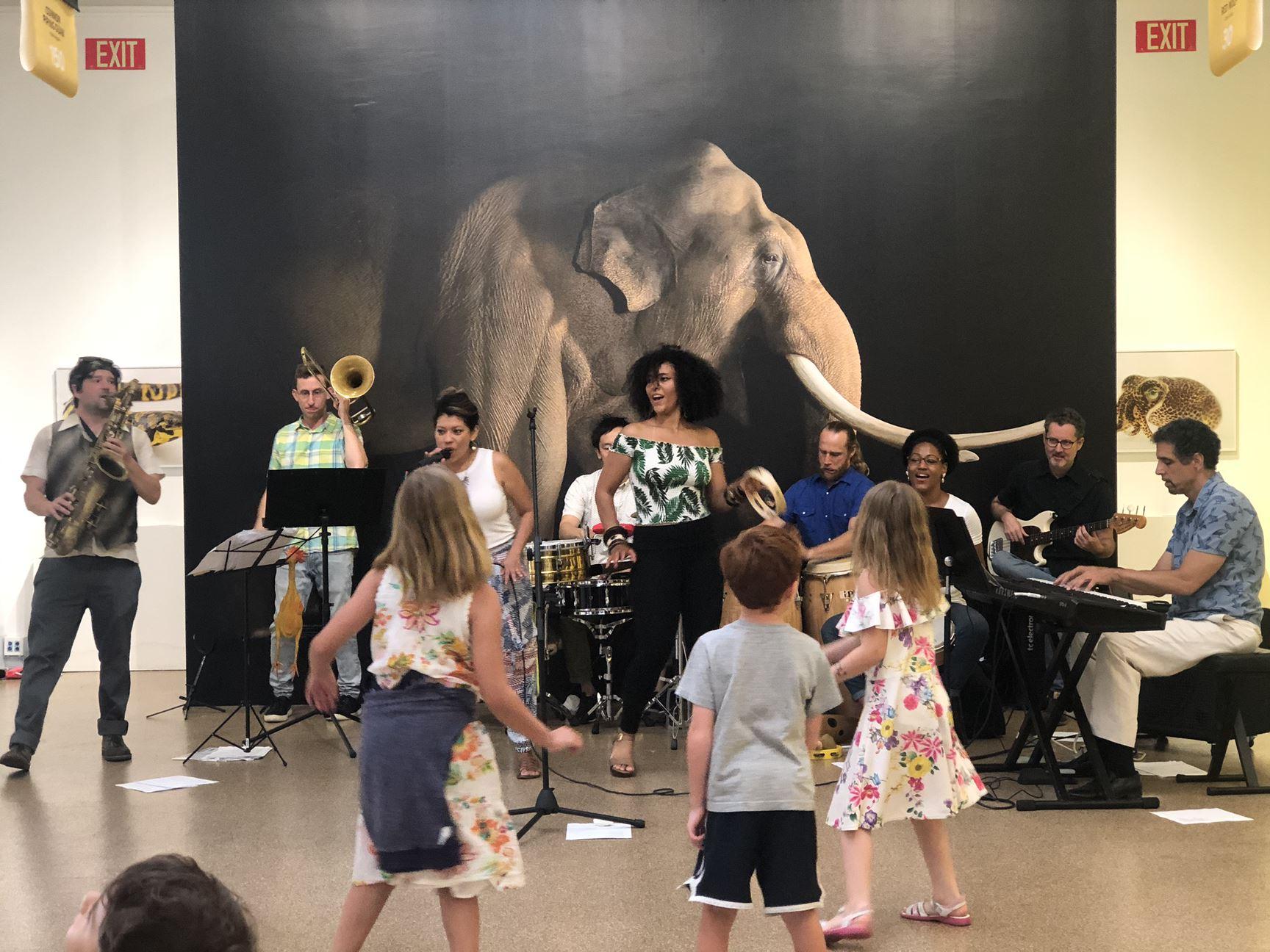 KIDS: Boogaloo! at Southampton Arts Center