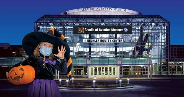 IN PERSON Spooky Science Night at Cradle of Aviation Museum at Cradle of Aviation Museum