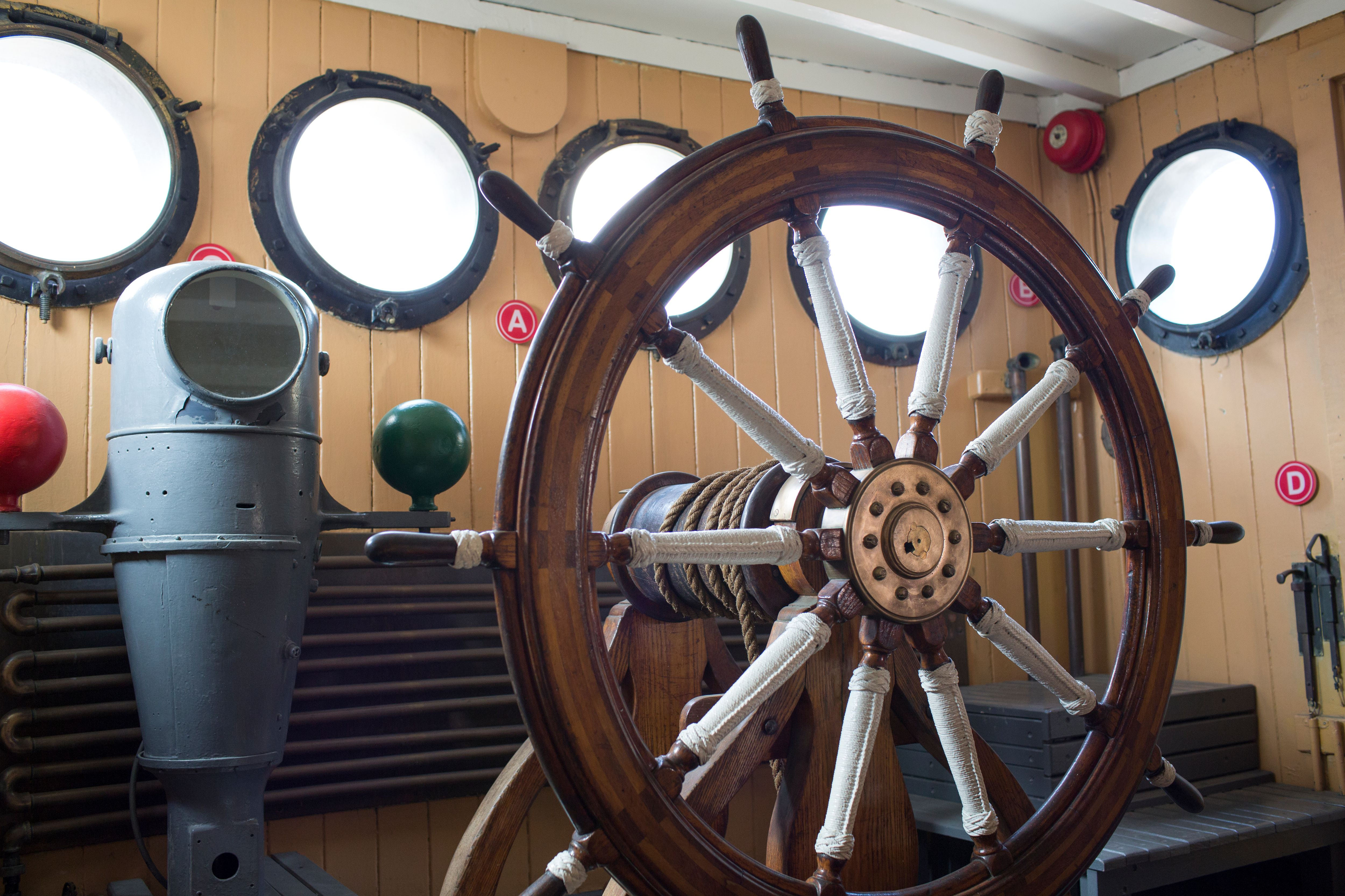 Free Tours of Lightship Ambrose at South Street Seaport Museum