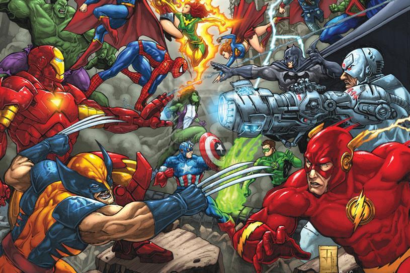 NYSoM Superhero Festival 2021 at Evergreen Park