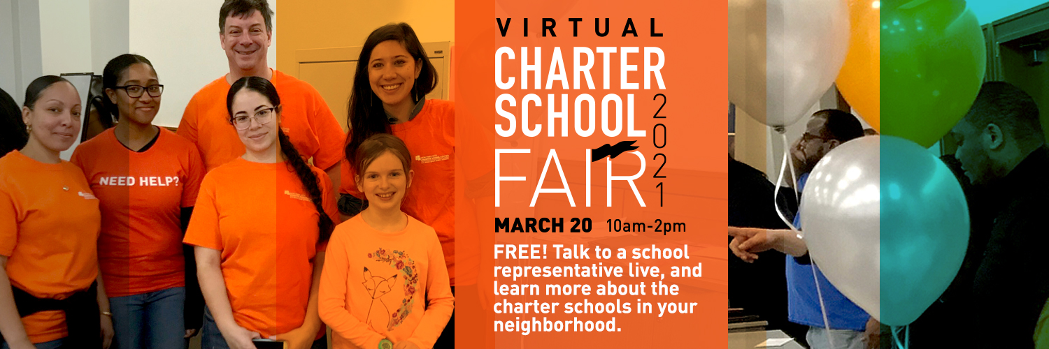 ONLINE 2021 NYC Virtual Charter School Fair at Virtual Charter Fair