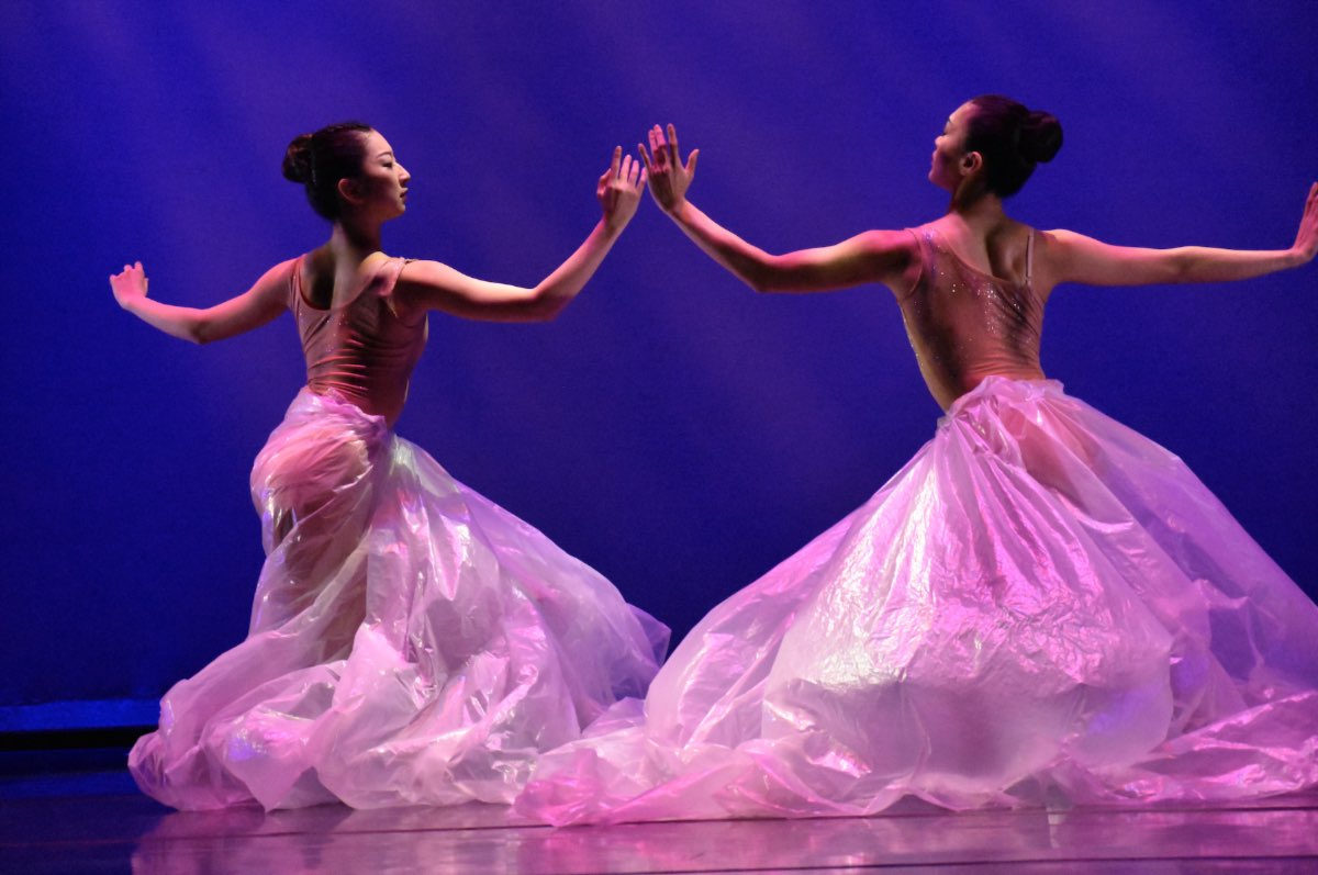 CrossCurrent Contemporary Dance Festival – Virtual from Flushing Town Hall at Flushing Town Hall