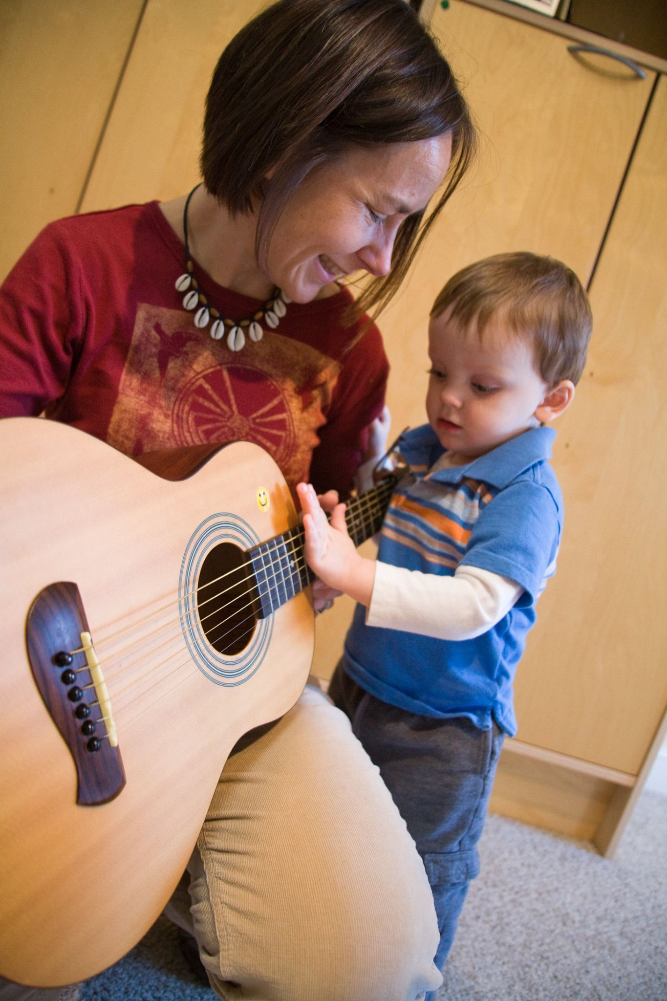 Mommy & Me Music Class with Ms. Catherine at Piermont Public Library