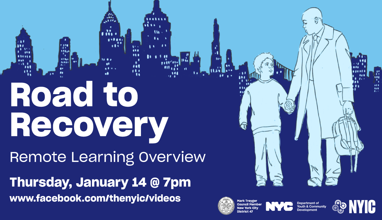 ONLINE Road to Recovery: Remote Learning Overview at The New York Immigration Coalition