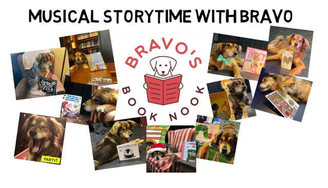 Musical Storytime with Bravo the Theatre Dog - LIVE at The Players Theatre