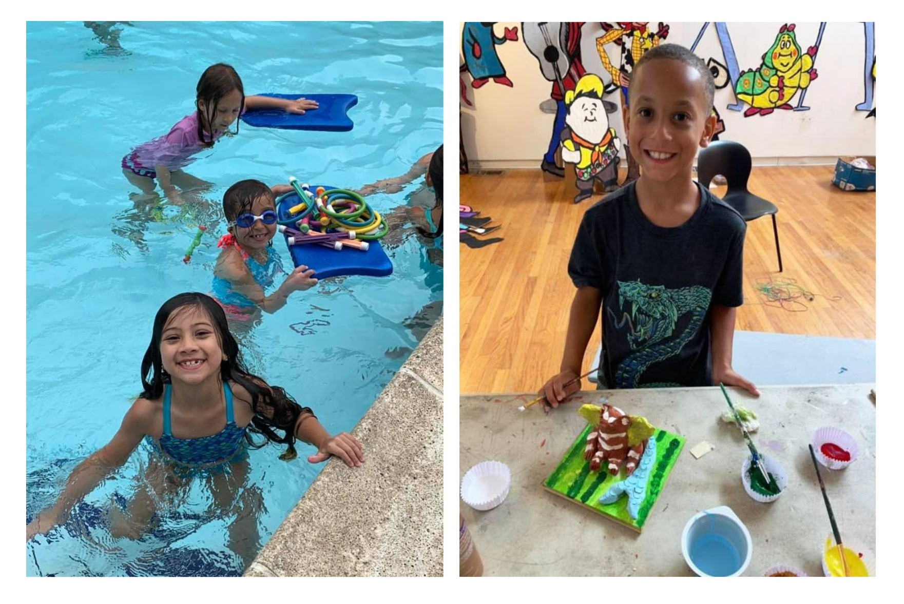Summer Art Camp Open House - Live Outdoors at Rockland Center for the Arts