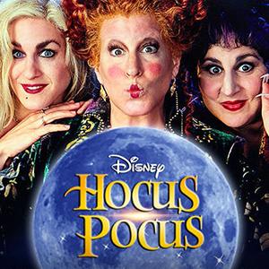 Sunset Cinema: Hocus Pocus at Main Street School Lawn