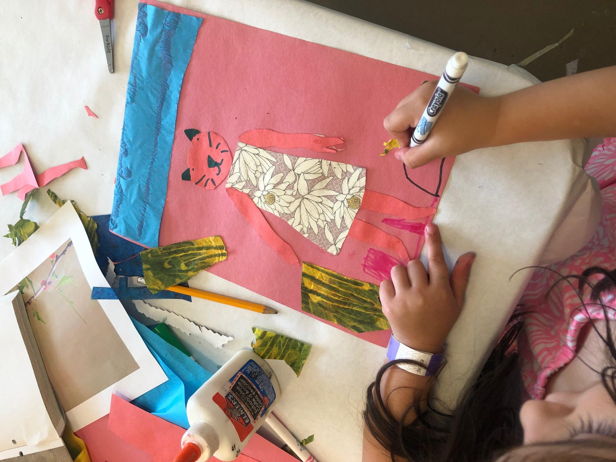Family Studio: Art at Hudson River Museum
