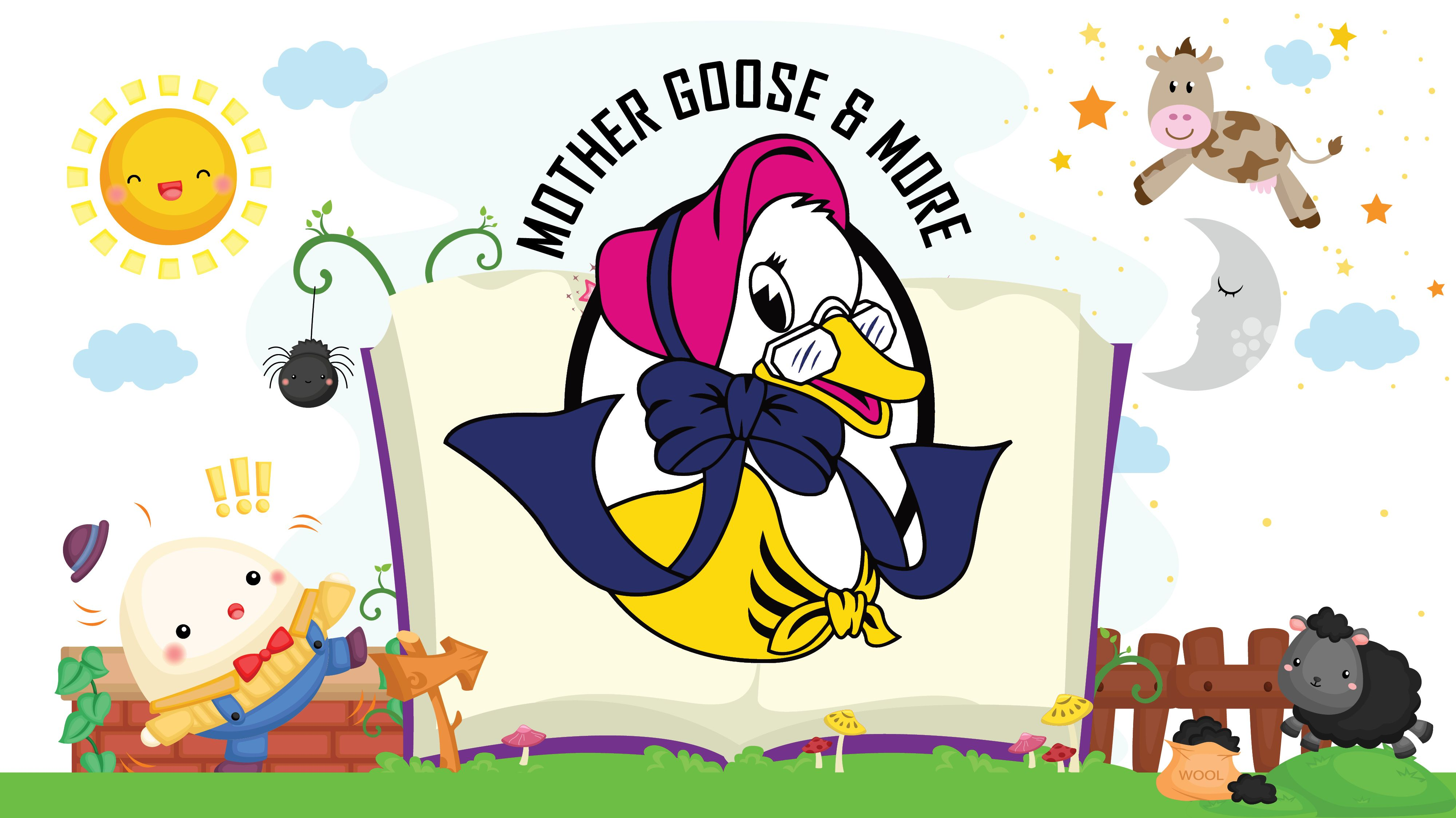 Mother Goose and More at Teen Center at The Patchogue-Medford Carnegie Library