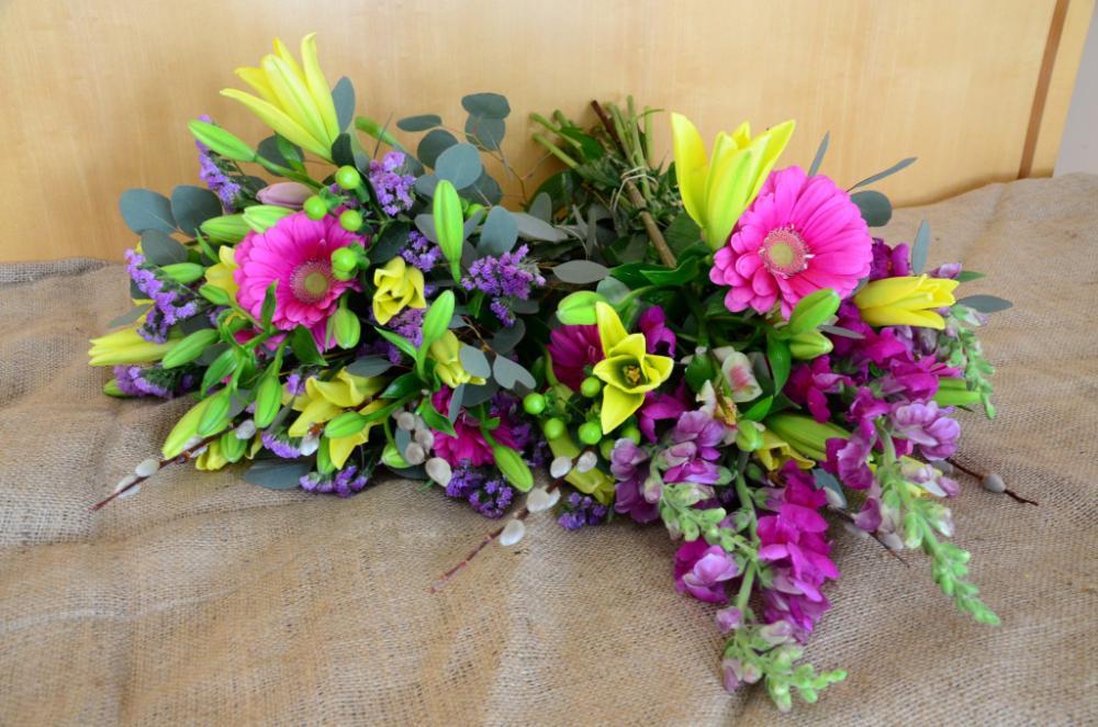 Mother's Day Floral Design Workshop at Queens Botanical Garden