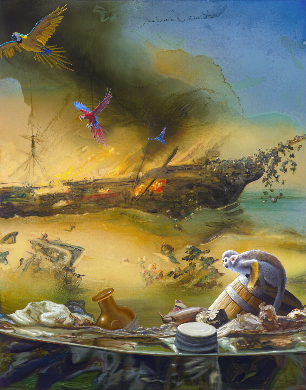 IN PERSON ALEXIS ROCKMAN: Shipwrecks at Guild Hall of East Hampton