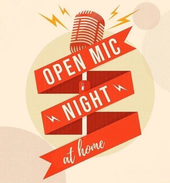 ONLINE Virtual Open Mic Night : Songs of Peace at Patchogue-Medford Library