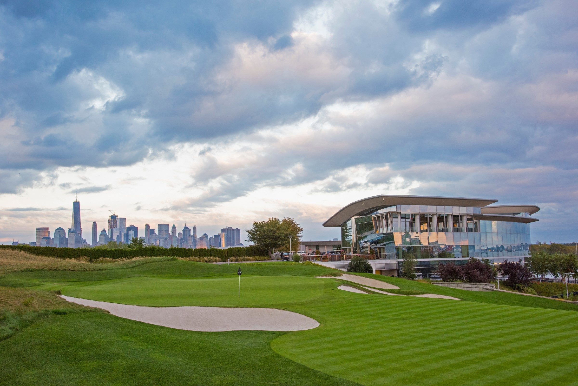 The Northern Trust at Liberty National Golf Course