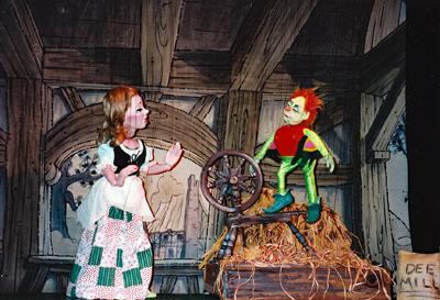 Rumpelstiltskin at Puppetworks Inc