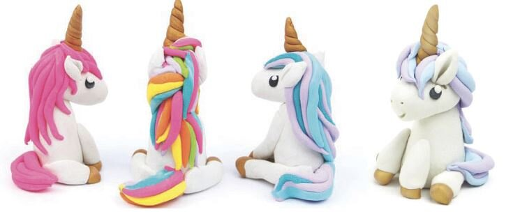 Make a Unicorn with Polymer Clay at The Rye Arts Center