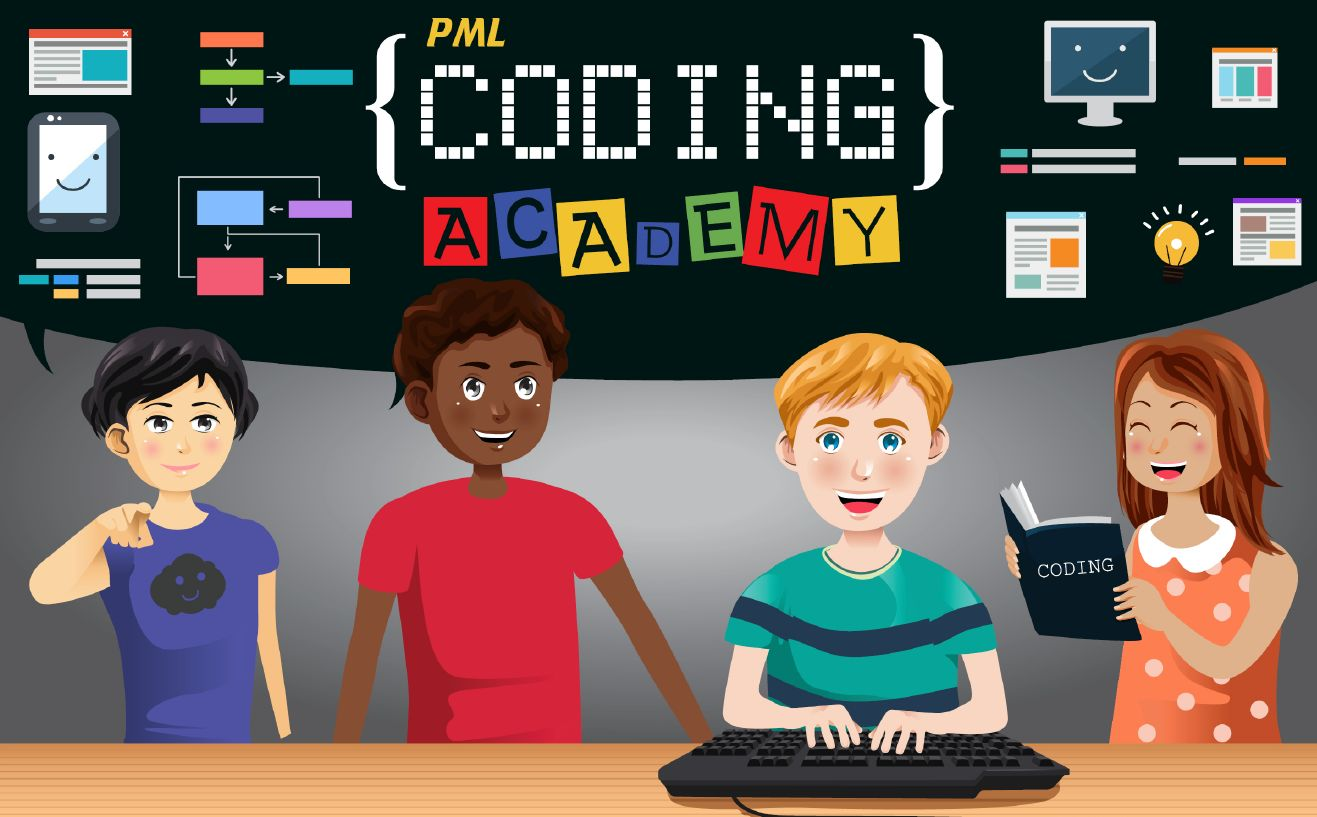 Girls Who Code at Patchogue-Medford Library