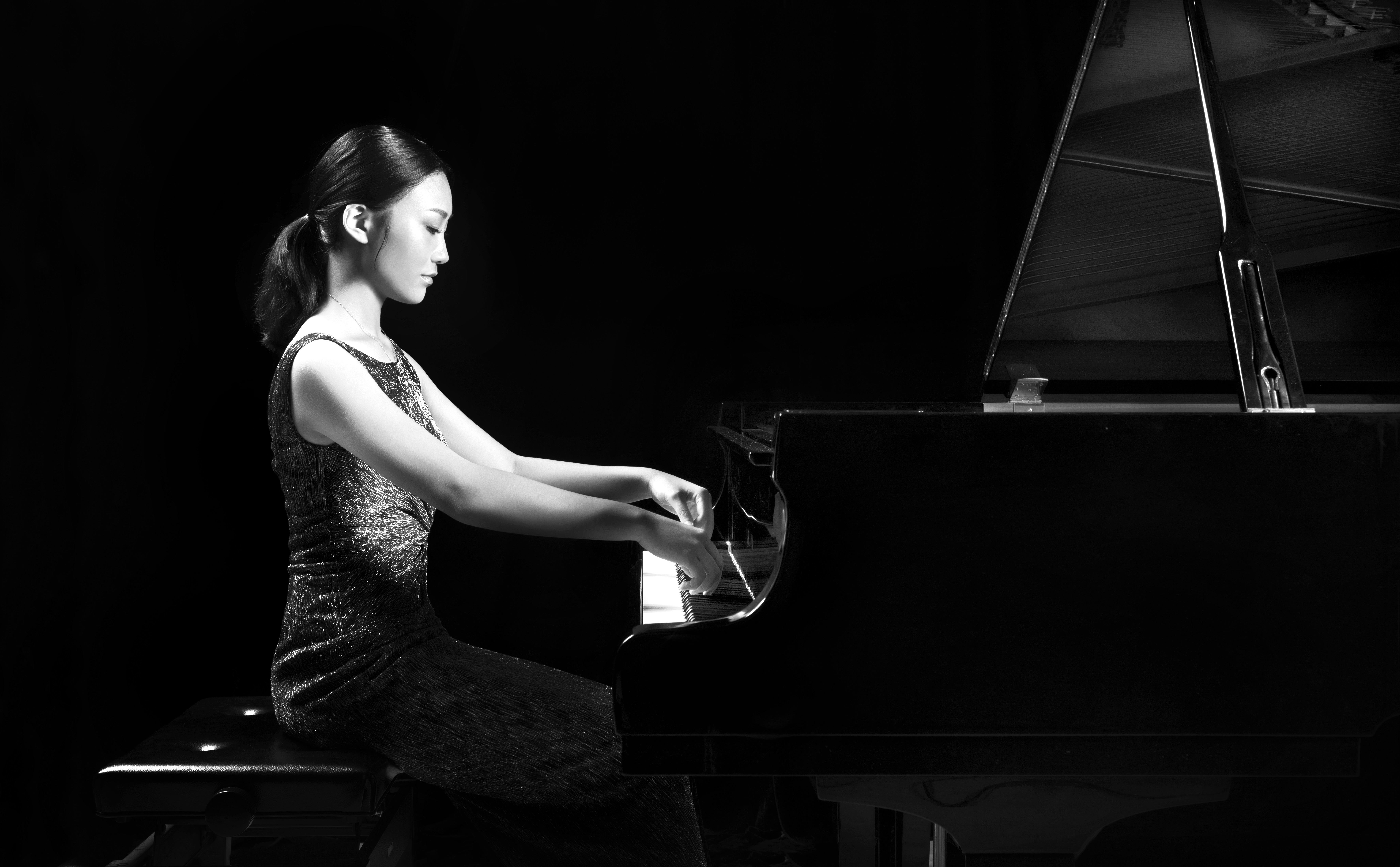 Live-Stream Salon Concert: Pianist Wynona Wang at The Parrrish Art Museum